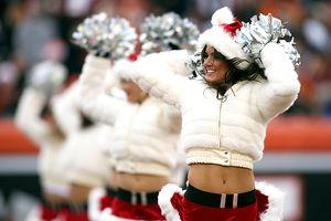Bengals Cheerleader