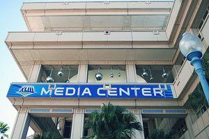 Super Bowl Media Center