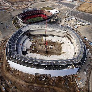 New Giants Jets Stadium