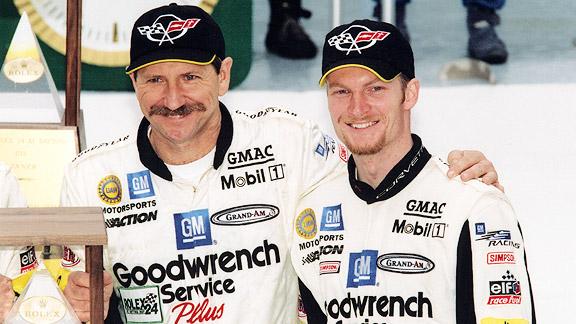 Dale Earnhardt, Dale Earnhardt Jr.
