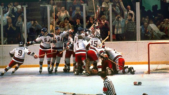 1980 U.S. hockey team