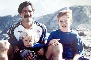 Ed Farrar and sons