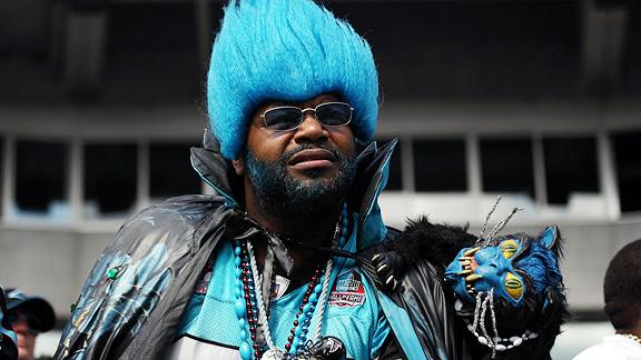 Panthers Fan