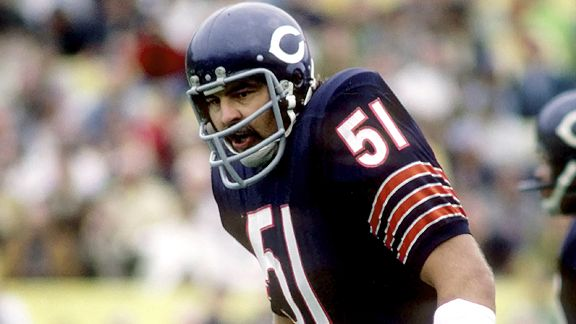Espn Chicago Hall Of Fame Dick Butkus Toughness Wins -1792