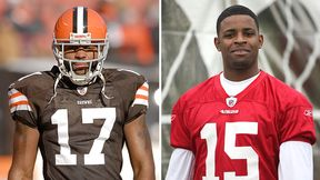 Braylon Edwards and Michael Crabtree