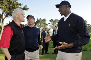 Presidents Cup: Michael Jordan will be a team player at ...