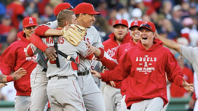 2009 ALDS: Boston Red Sox vs. Los Angeles Angels - MLB Playoffs - ESPN
