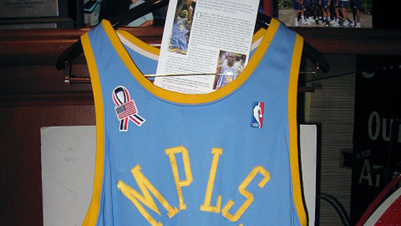 Check out David Kohler's impressive collection of Lakers