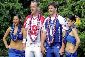 Eli & Peyton Manning