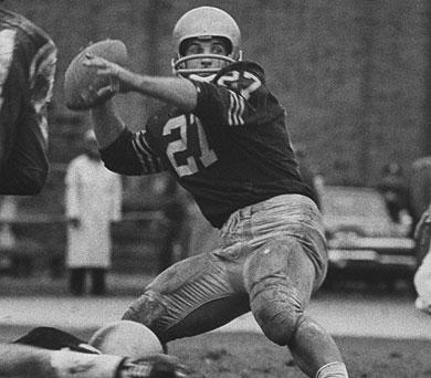 Heisman 1960 winner Joe Bellino