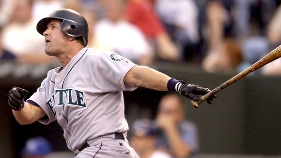 Edgar Martinez received 43.4 percent of the vote for the Hall of Fame in 2016.