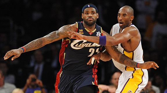 Kobe Bryant/LeBron James
