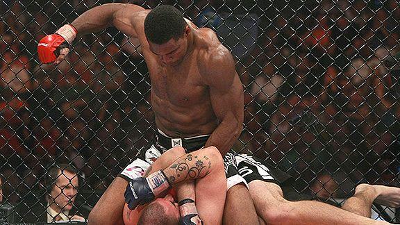 Strikeforce: Nick Diaz bludgeons Marius Zaromskis ...