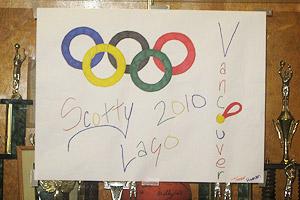 Scotty Lago sign