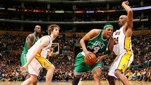 Celtics & Lakers