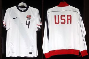 US World Cup Uniform