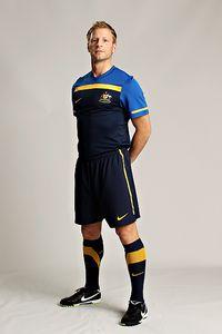 Australia World Cup Uniforms