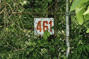Hinchliffe Stadium sign