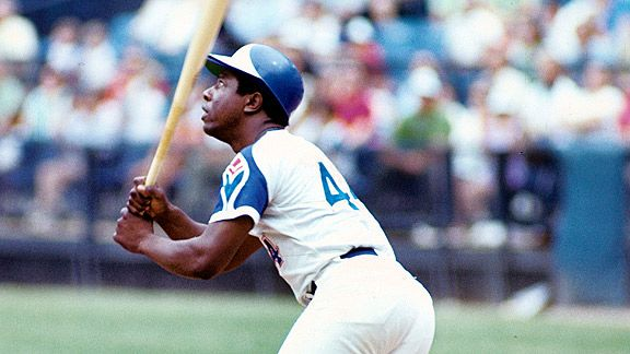 Hank Aaron hit 755 home runs ... but how many of those came hitting cleanup?