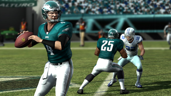 Madden NFL 11' Player Ratings: Giants and Eagles - ESPN