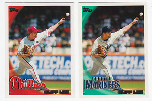 Cliff Lee card