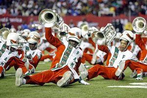 Florida A&M band