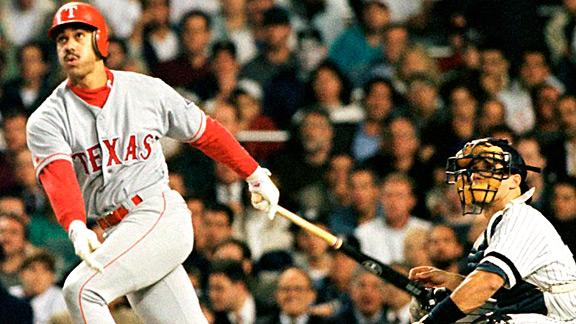 Texas Rangers history photo gallery