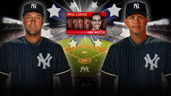 pretty nice 06925 4fb4d New York Yankees uniforms are iconic, but team considered ...