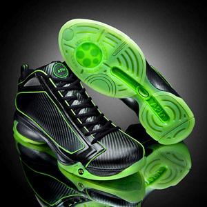Performance-enhancing shoe? NBA bans kicks