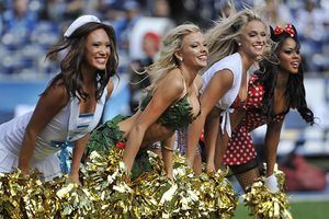 Chargers Cheerleaders