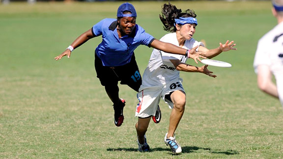 Sixty teams take part in Ultimate Frisbee Championships - ESPN