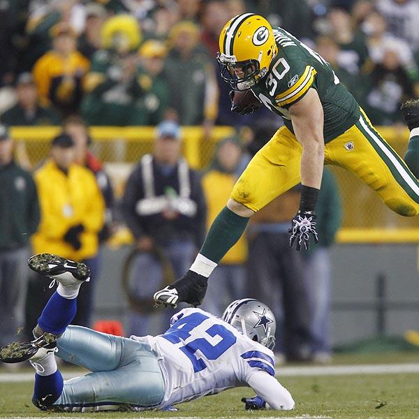 Cowboys V. Packers