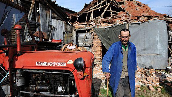 Kraljevo, Serbia, earthquake