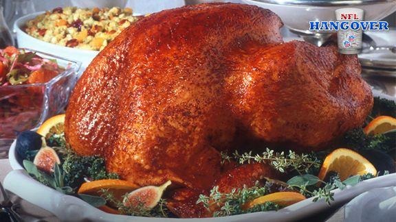 Thanksgiving Turkey (NFL Hangover)