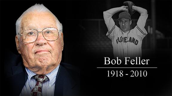 Bob Feller, 1918-2010