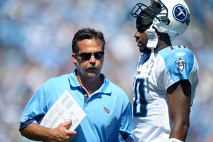 Jeff Fisher, Vince Young