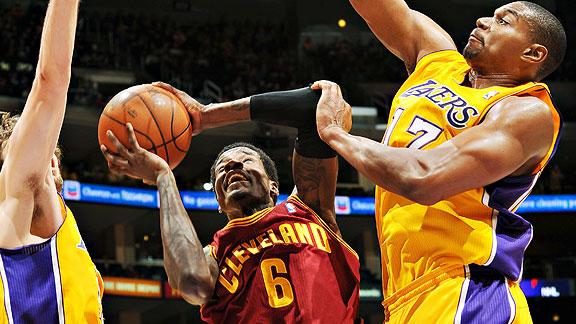 42a941007 LeBron James sticks it to the Cavaliers - TrueHoop- ESPN