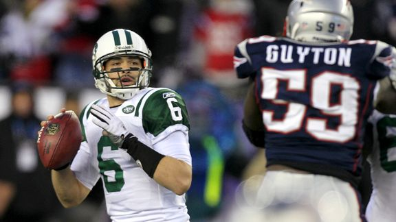 Image result for 2010 new york jets patriots playoffs