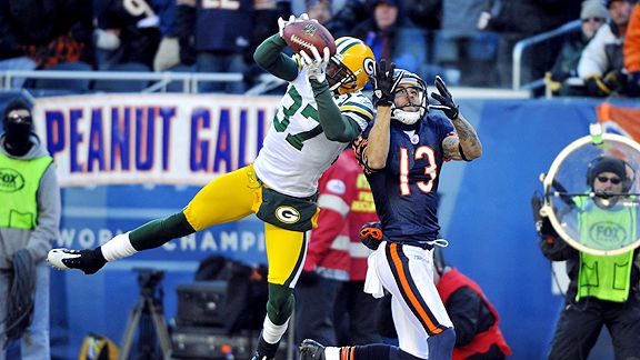 5e732a26 2010 NFC Championship: Green Bay Packers vs. Chicago Bears - NFL ...