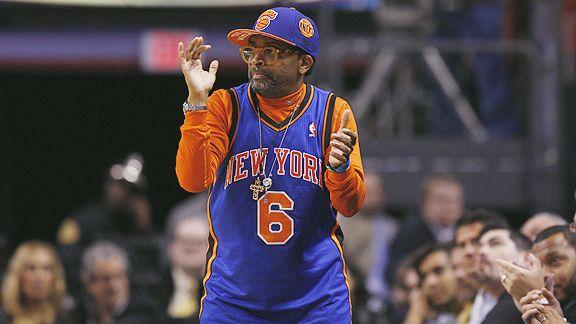 Spike Lee Interview, Part 1: On the Knicks - Knicks Blog- ESPN