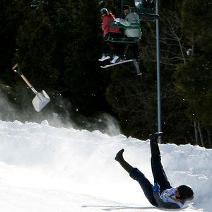2011 Snow Shovel Races