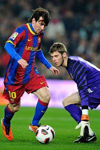 De Gea/Messi