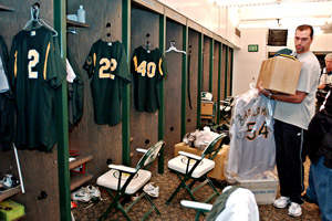 Oakland Clubhouse