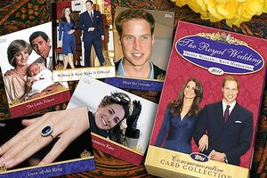 Royal Trading Cards