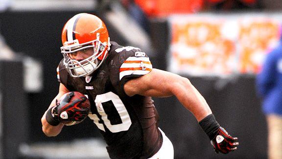 Peyton Hillis wins 'Madden NFL 12' cover vote - ESPN