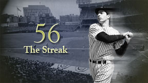 Image result for joe dimaggio # 56 images