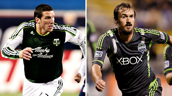 Kenny Cooper Roger Levesque