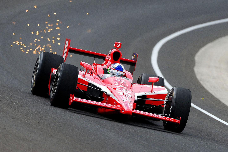 Dario Franchitti - Indy 500 Preview - ESPN