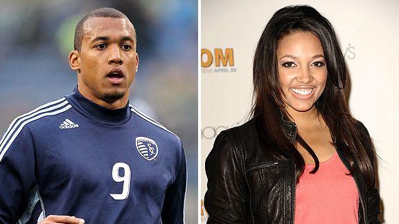 Siblings Teal and Kylie Bunbury rising stars in soccer, Hollywood