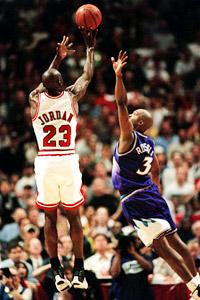 Today's crunch-time best vs. Air Jordan - TrueHoop- ESPN